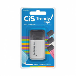 FITA CORRETIVA CIS TRENDY! TAPE